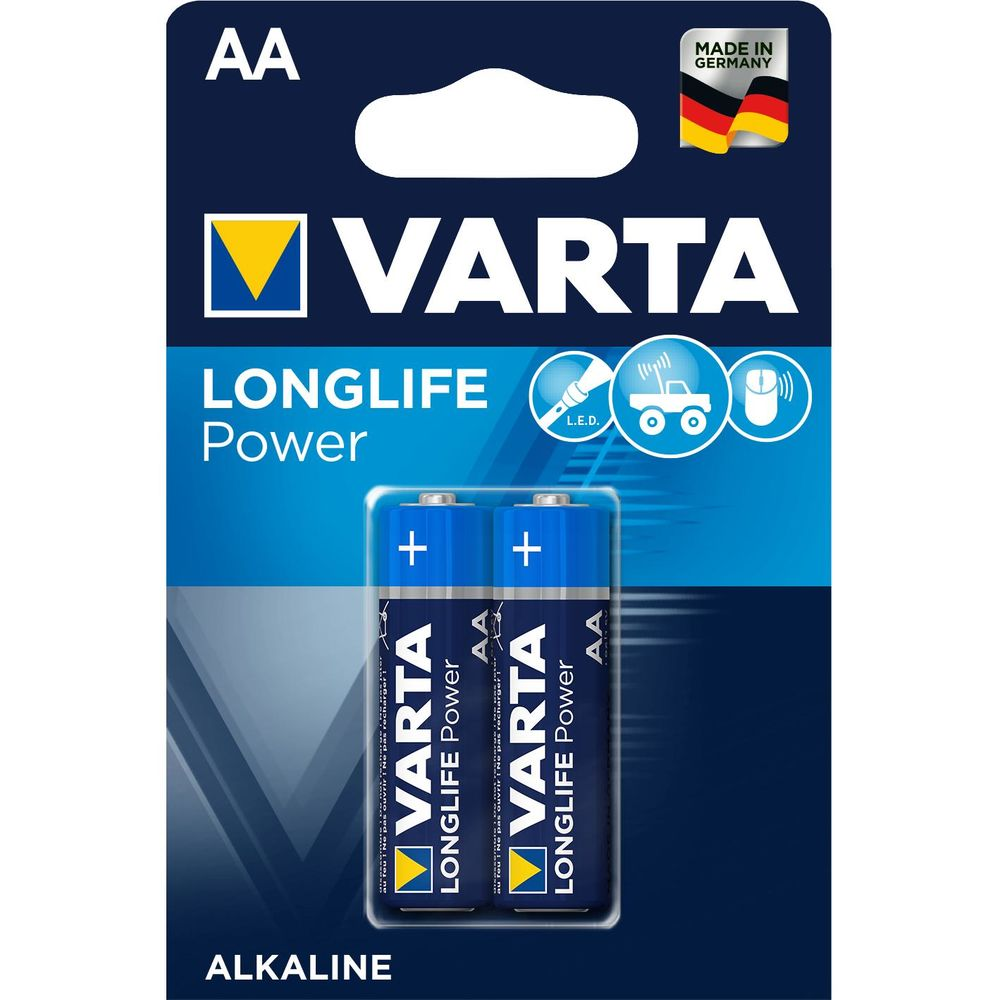 Varta High Energy AA Ceruzaelem 2 db