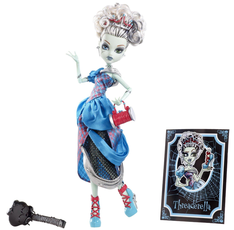 Monster High Egyszer volt baba - Frankie Stein