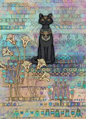Heye puzzle 1000 db - Cats Egyptian