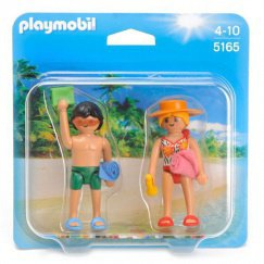 Playmobil 5165 Irány a part! Duo Pack