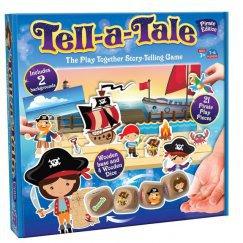 Cheatwell Tell-a-tale sztorimesélő játék- Kalózok 830047bdb8