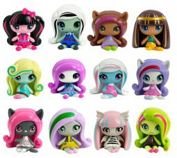 Monster High cukiságok