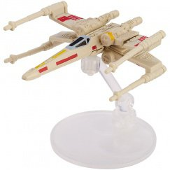 Hot Wheels Star Wars Csillaghajók X-Wing Red 5