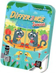 Gigamic - Difference junior
