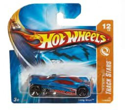 Hot Wheels 1:64 Kisautó